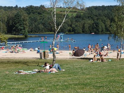 Camping Lac de Miel - Frankrijk - Dordogne