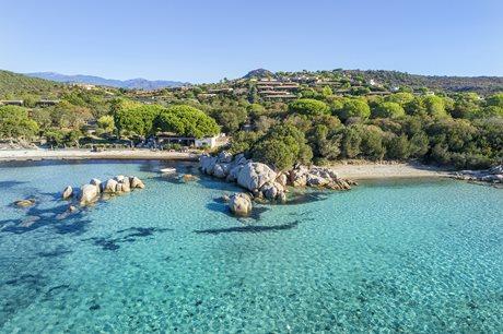 Résidence Santa Giulia Palace - Frankreich - Korsika