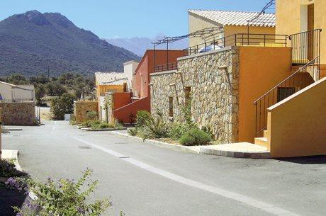 Vakantiepark Les Hameaux de Capra Scorsa
