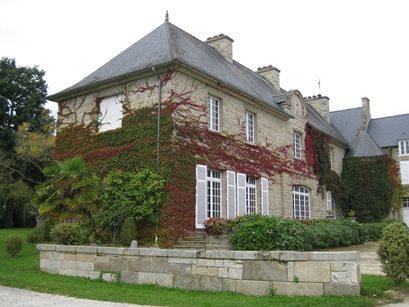 Camping Château de Galinée - Frankreich - Bretagne