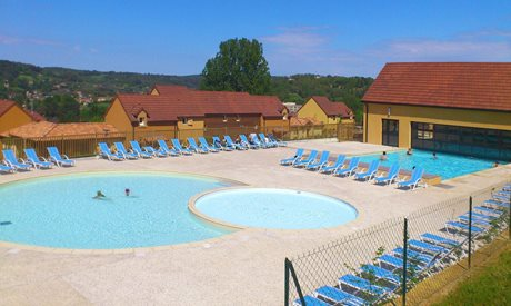 Feriepark Les Coteaux de Sarlat - Frankrig - Dordogne