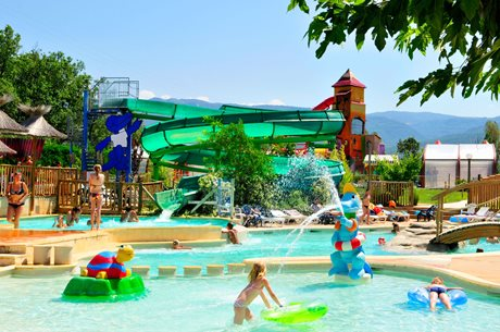Camping Le Grand Lierne - France - Drôme