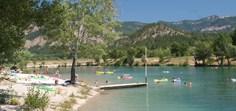 Camping Lac Bleu