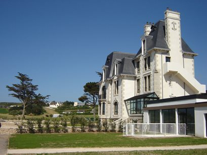 Vakantiepark Domaine des Roches Jaunes - Frankrijk - Bretagne