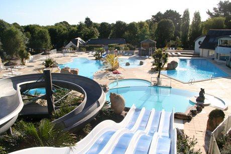 Camping Les 2 Fontaines - Frankrijk - Bretagne