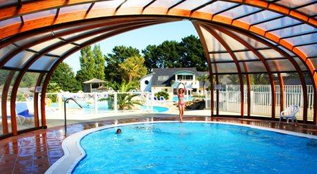 Camping Les 2 Fontaines - Francja - Bretania