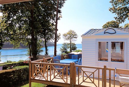 Camping Saint Laurent - France - Brittany