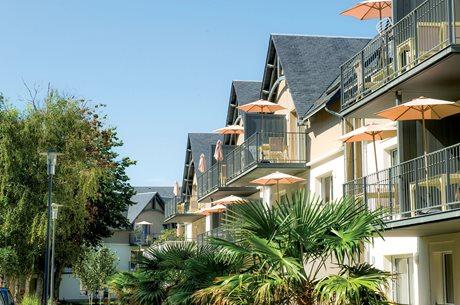 Ferienpark Les Jardins d'Arvor - Frankreich - Bretagne