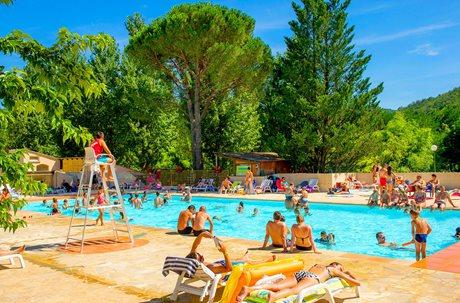 Camping Domaine de Filament - Frankrig - Languedoc-Roussillon