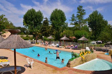 Camping Mas de Reilhe - Frankrijk - Languedoc-Roussillon