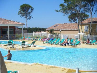 Feriepark Domaine des Mas des Vignes - Frankrig - Languedoc-Roussillon