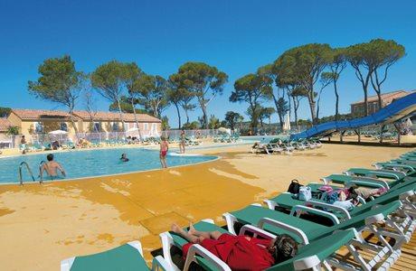Vakantiepark Domaine des Mas des Vignes - Frankrijk - Languedoc-Roussillon