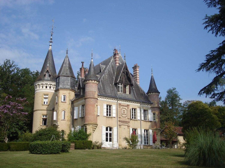 Camping Château Le Haget