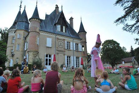 Camping Chateau le Haget - Frankreich - Midi-Pyrénées