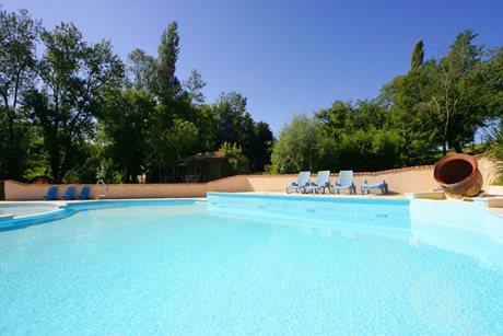 Vakantiepark Domaine du Moulin des Sandaux - Frankrijk - Dordogne