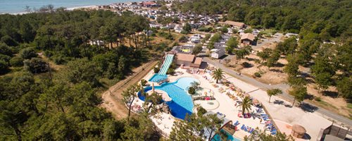 Campeggio Soulac Plage