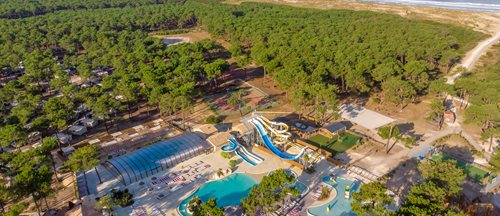 Camping Atlantic Club Montalivet