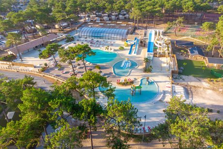 camping Atlantic Club Montalivet - Camping Atlantic Club Montalivet - Frankrig - Les Landes