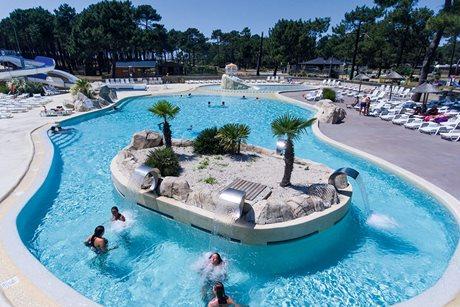 Camping Atlantic Club Montalivet - France - Landes