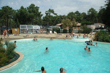 Camping Côte d'Argent - Frankrig - Les Landes