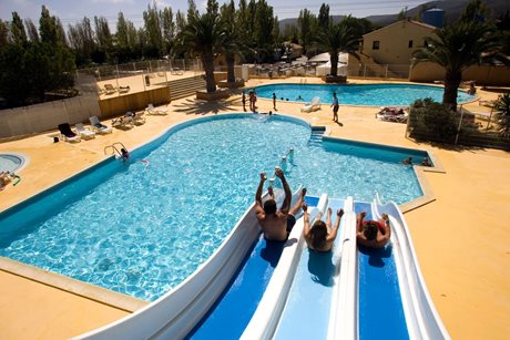 Camping L'Europe - Francja - Langwedocja-roussillon