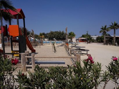 Palavas Camping - Frankreich - Languedoc-Roussillon