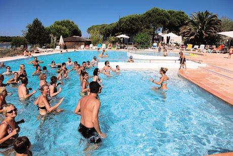 Holiday Park Presqu'île du Ponant - France - Languedoc-Roussillon