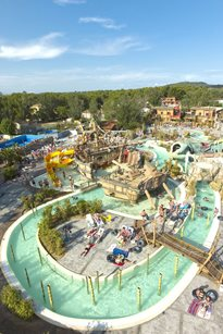 Camping Les Sables d'Or - Frankrig - Languedoc-Roussillon