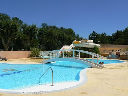Camping Les 7 Fonts - France - Languedoc-Roussillon
