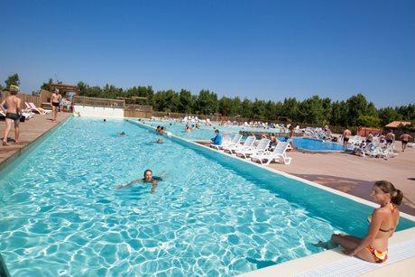 Camping Beach Garden - Frankrijk - Languedoc-Roussillon