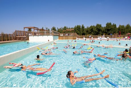 Camping Beach Garden - Frankreich - Languedoc-Roussillon