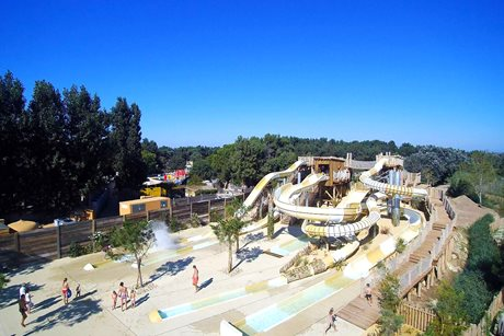 Camping Le Serignan Plage - camping Le Sérignan Plage  - Francja - Langwedocja-roussillon