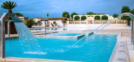 Ferienpark Les Tamaris - Frankreich - Languedoc-Roussillon