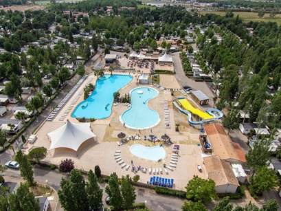 Camping La Carabasse - France - Languedoc-Roussillon
