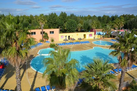 Camping L'Air Marin - Frankrig - Languedoc-Roussillon