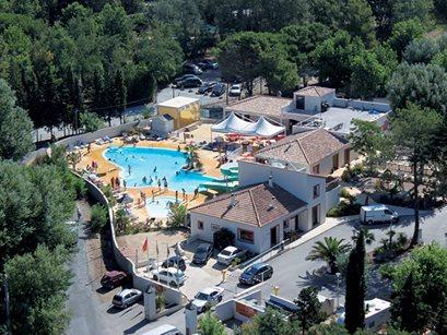 Camping Cayola - Frankrijk - Languedoc-Roussillon