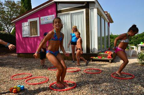 Camping Domaine de Sainte Veziane - Frankrig - Languedoc-Roussillon