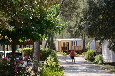 Camping Plein Air des Chênes - Frankreich - Languedoc-Roussillon