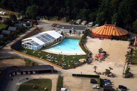 Camping Domaine des Ormes - Frankrijk - Bretagne