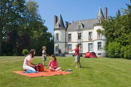 Camping La Ville Huchet - Frankreich - Bretagne