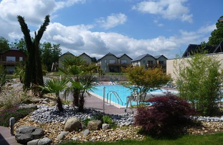 Feriepark Le Relais du Plessis - Frankrig - Loire