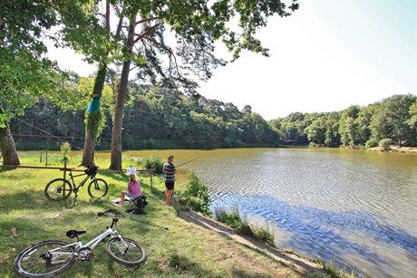 Camping Parc de Fierbois - Frankrijk - Loire