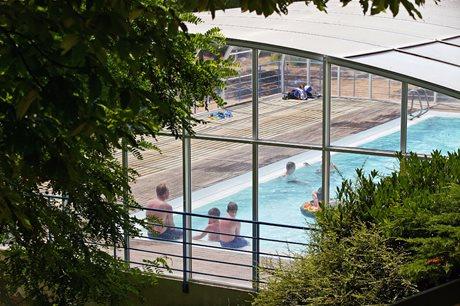 Camping Parc de Fierbois - Frankreich - Loire