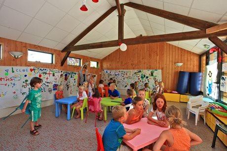Camping Parc de Fierbois - Francja - Loara