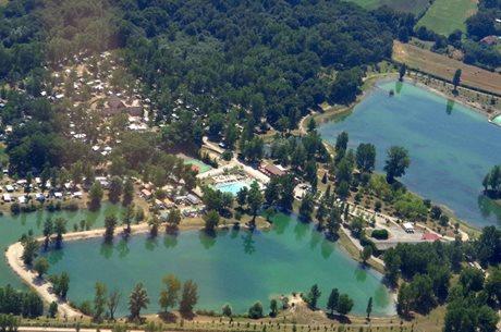 Campeggio Les 3 Lacs du Soleil