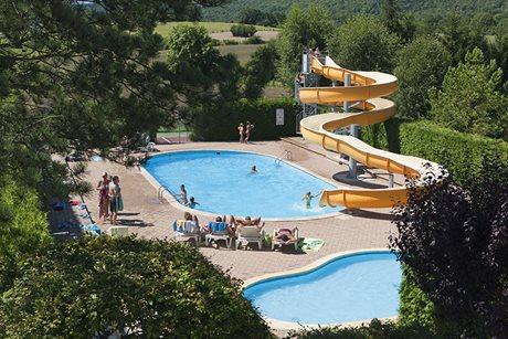 Campeggio Beauregard - Francia - Giura
