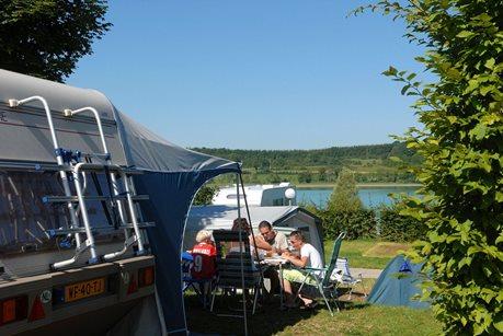 Camping Le Grand Lac - Frankrijk - Jura