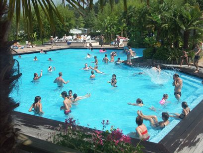 Camping Tropical Sen Yan - France - Les Landes