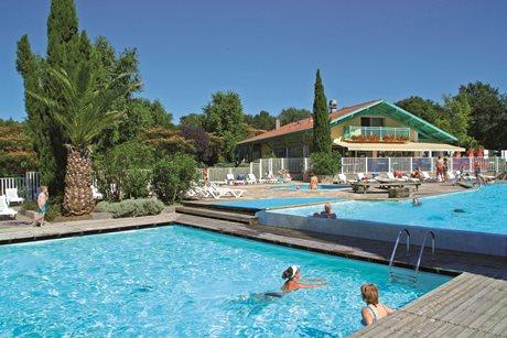 Camping Lou P'tit Poun - France - Les Landes