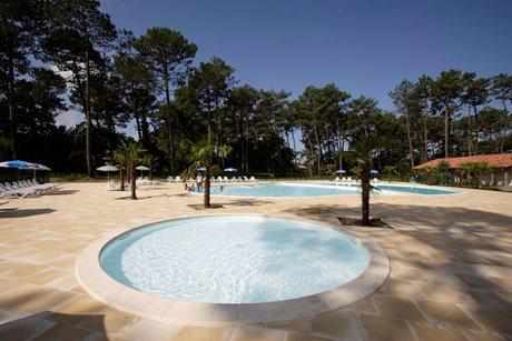 Vakantiepark L'Allée des Dunes - Frankrijk - Les Landes